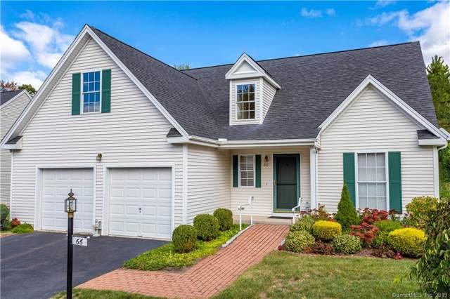 66 Fox Hollow #66, Avon, CT 06001 (MLS #170244771) :: GEN Next Real Estate
