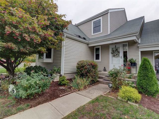 55 Brentwood Drive #55, Wallingford, CT 06492 (MLS #170244808) :: Carbutti & Co Realtors