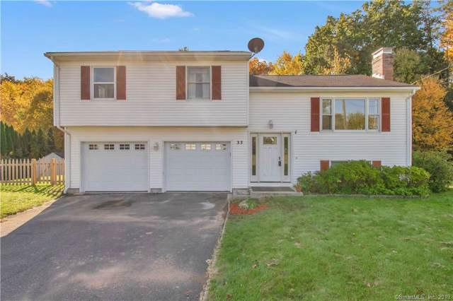 33 Kimberly Drive, Enfield, CT 06082 (MLS #170244834) :: Coldwell Banker Premiere Realtors