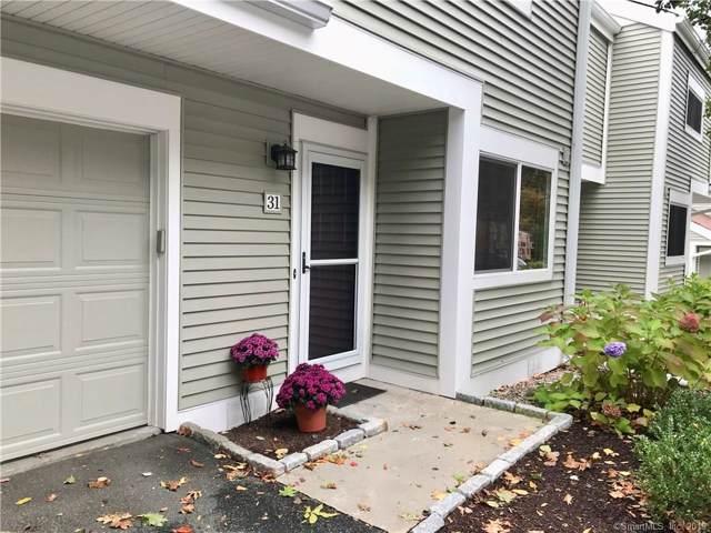 31 Eagle Rock Hill #31, Bethel, CT 06801 (MLS #170244879) :: The Higgins Group - The CT Home Finder