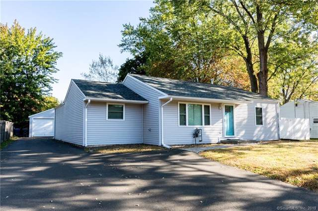 31 Apple Street, Wallingford, CT 06492 (MLS #170244941) :: The Higgins Group - The CT Home Finder