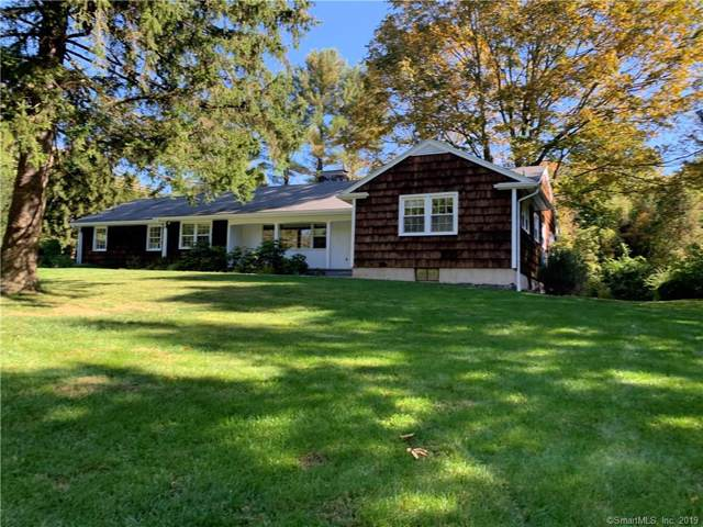 126 Heather Lane, Wilton, CT 06897 (MLS #170244998) :: The Higgins Group - The CT Home Finder