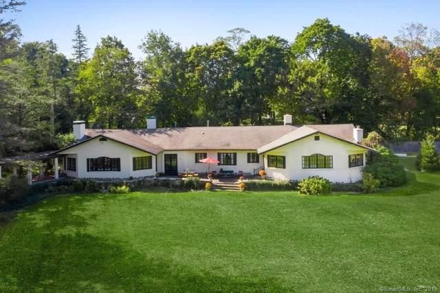 6 Meadow Drive, Greenwich, CT 06831 (MLS #170245101) :: GEN Next Real Estate