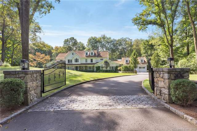 39 Perkins Road, Greenwich, CT 06830 (MLS #170245103) :: The Higgins Group - The CT Home Finder