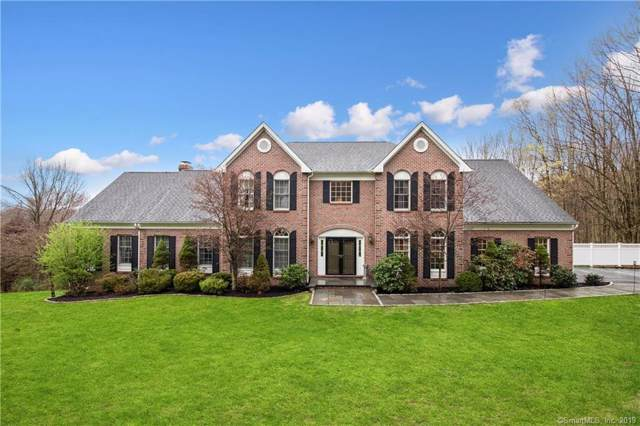 40 Farrell Road, Newtown, CT 06470 (MLS #170245130) :: The Higgins Group - The CT Home Finder