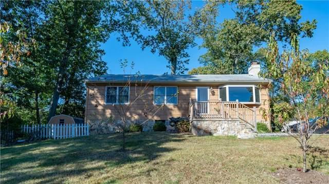 332 W Cedar Street, Norwalk, CT 06854 (MLS #170245145) :: The Higgins Group - The CT Home Finder