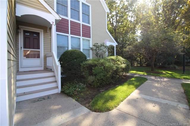 600 Washington Avenue B7, North Haven, CT 06473 (MLS #170245261) :: Carbutti & Co Realtors