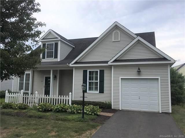 78 Phillips Farm Road #78, East Hartford, CT 06118 (MLS #170245310) :: Spectrum Real Estate Consultants