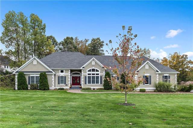 131 Valley View Court, Southington, CT 06489 (MLS #170245349) :: GEN Next Real Estate