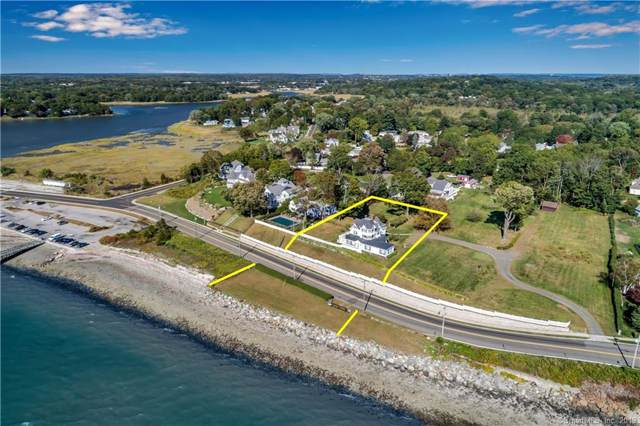 622 Gulf Lot 1 Street, Milford, CT 06460 (MLS #170245428) :: The Higgins Group - The CT Home Finder