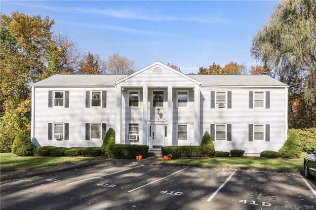 41 Plumtrees Road C, Bethel, CT 06801 (MLS #170245495) :: Michael & Associates Premium Properties   MAPP TEAM