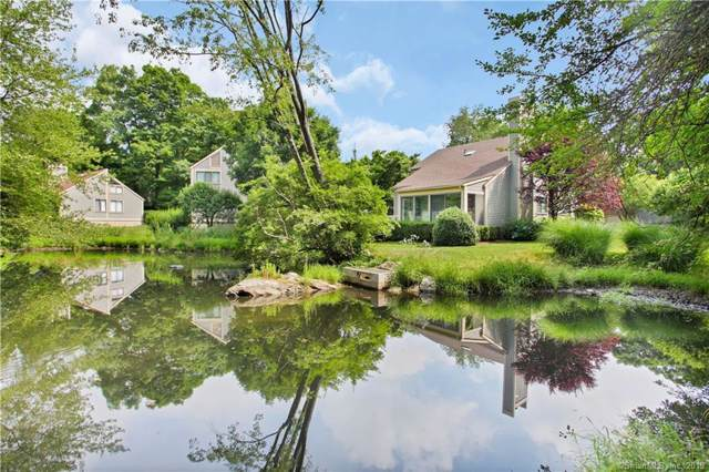 313 W Lyon Farm Drive #313, Greenwich, CT 06831 (MLS #170245510) :: Michael & Associates Premium Properties   MAPP TEAM