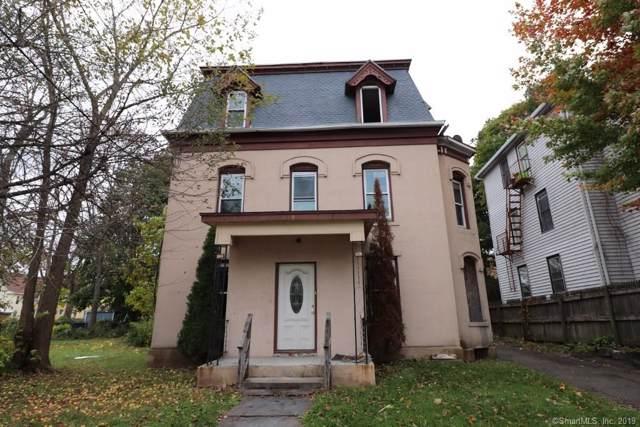 119 Franklin Street, Meriden, CT 06450 (MLS #170245514) :: Carbutti & Co Realtors