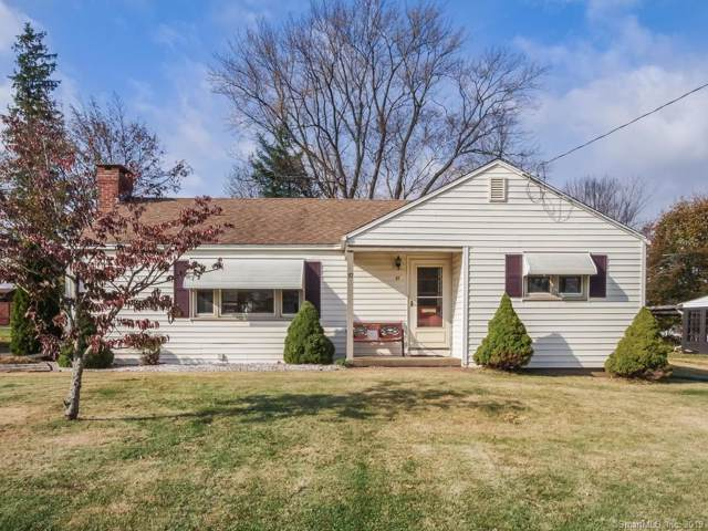37 Two Stone Drive, Wethersfield, CT 06109 (MLS #170245519) :: Hergenrother Realty Group Connecticut