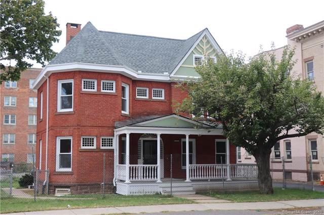 115 Sigourney Street, Hartford, CT 06105 (MLS #170245724) :: The Higgins Group - The CT Home Finder
