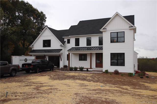 161 Penwood Crossing, Glastonbury, CT 06033 (MLS #170245756) :: The Higgins Group - The CT Home Finder