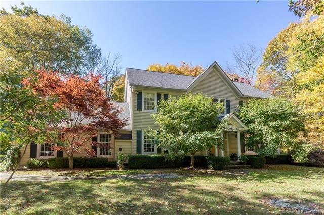 246 Brick School Road, Warren, CT 06754 (MLS #170245791) :: Spectrum Real Estate Consultants