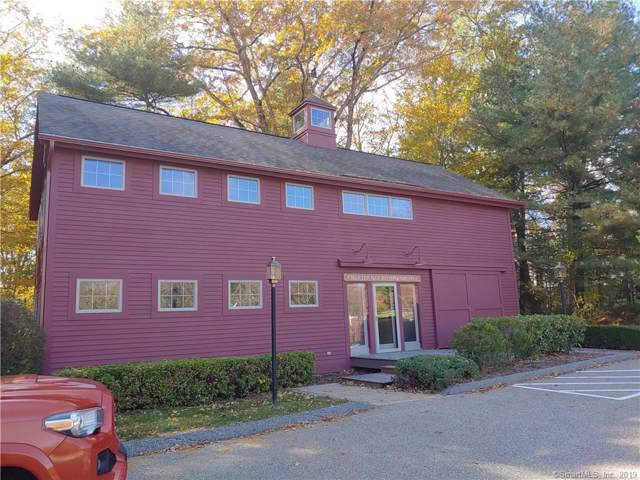 33 Ledgebrook Drive #33, Mansfield, CT 06250 (MLS #170245840) :: Anytime Realty