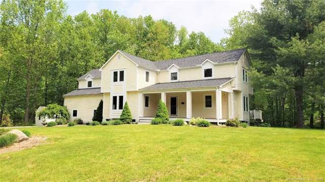 57 Walnut Tree Hill Road, Shelton, CT 06484 (MLS #170245870) :: Michael & Associates Premium Properties | MAPP TEAM