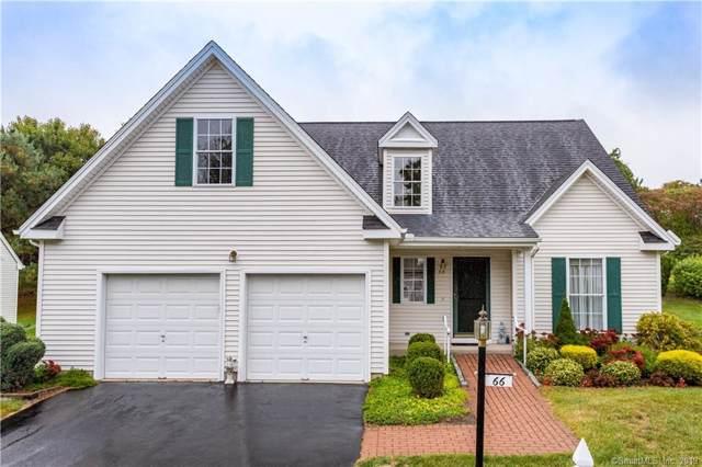 66 Fox Hollow #66, Avon, CT 06001 (MLS #170245946) :: GEN Next Real Estate
