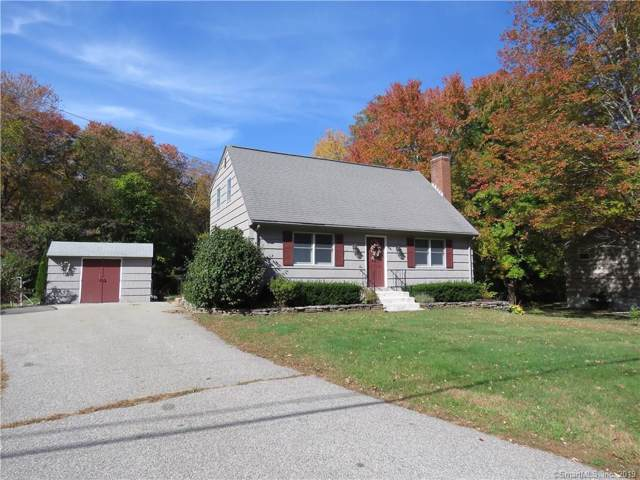 44 Beechwood Drive, Colchester, CT 06415 (MLS #170246025) :: The Higgins Group - The CT Home Finder