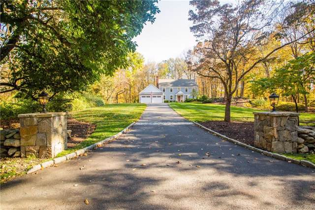 61 Old Easton Turnpike, Weston, CT 06883 (MLS #170246058) :: GEN Next Real Estate
