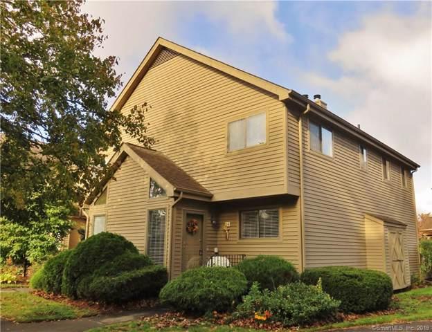 2 Canterbury Court #6, Middletown, CT 06457 (MLS #170246131) :: GEN Next Real Estate