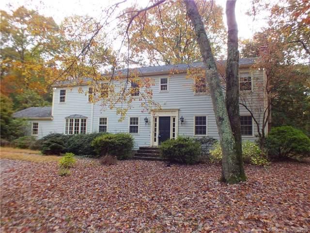 16 N Ridge Road, Westport, CT 06880 (MLS #170246271) :: The Higgins Group - The CT Home Finder