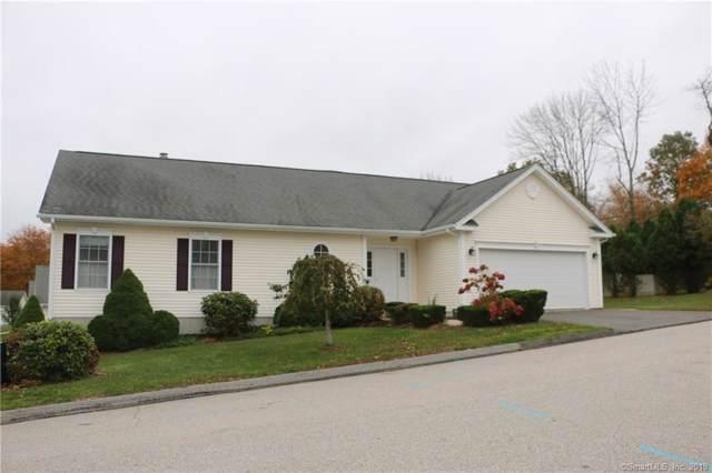 1 Heritage Way #1, Montville, CT 06370 (MLS #170246273) :: Michael & Associates Premium Properties   MAPP TEAM