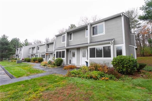 95 Hilltop Drive #95, Simsbury, CT 06070 (MLS #170246317) :: Michael & Associates Premium Properties   MAPP TEAM