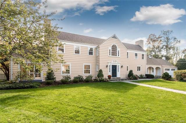 20 Woodland Drive, Darien, CT 06820 (MLS #170246337) :: The Higgins Group - The CT Home Finder