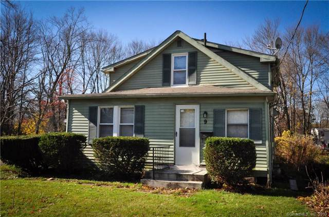 9 Emerson Street, Bloomfield, CT 06002 (MLS #170246370) :: The Higgins Group - The CT Home Finder