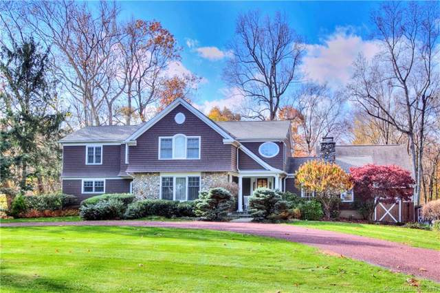 30 W Branch Road, Weston, CT 06883 (MLS #170246518) :: GEN Next Real Estate