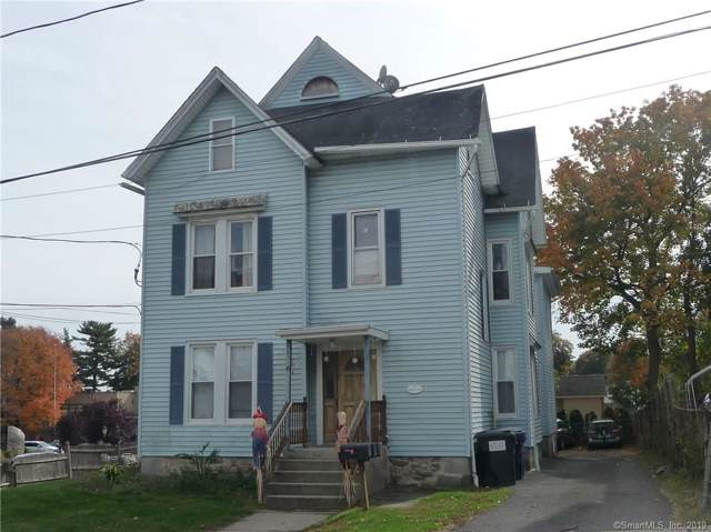 10 Robinson Avenue, Danbury, CT 06810 (MLS #170247065) :: The Higgins Group - The CT Home Finder
