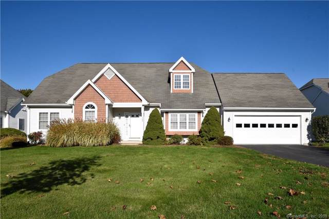 168 Thistle Pond Drive #168, Bloomfield, CT 06002 (MLS #170247202) :: The Higgins Group - The CT Home Finder