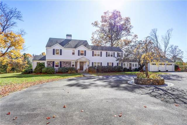44 Sunset Hill Road, Redding, CT 06896 (MLS #170247276) :: Kendall Group Real Estate | Keller Williams