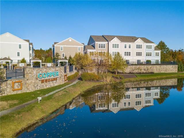 411 Copper Square Drive #411, Bethel, CT 06801 (MLS #170247394) :: The Higgins Group - The CT Home Finder