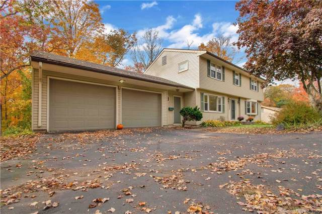 64 Rainbow Trail, Vernon, CT 06066 (MLS #170247684) :: Michael & Associates Premium Properties | MAPP TEAM