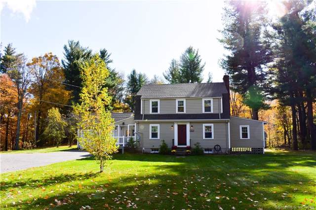 21 Ridge Road, Canton, CT 06019 (MLS #170247744) :: The Higgins Group - The CT Home Finder