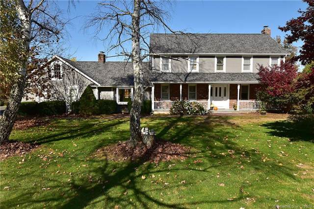 12 Apple Lane, Suffield, CT 06093 (MLS #170248130) :: The Higgins Group - The CT Home Finder