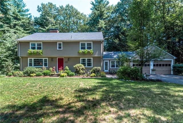 20 Fox Den Road, Simsbury, CT 06092 (MLS #170248153) :: Michael & Associates Premium Properties | MAPP TEAM