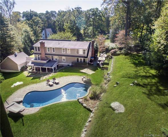 144 Hillcrest Road, New Canaan, CT 06840 (MLS #170248175) :: The Higgins Group - The CT Home Finder