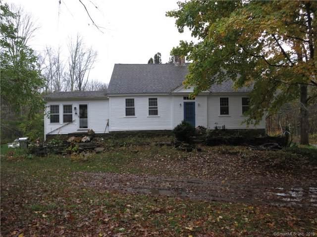 411 North West Cor Road, North Stonington, CT 06359 (MLS #170248303) :: Spectrum Real Estate Consultants