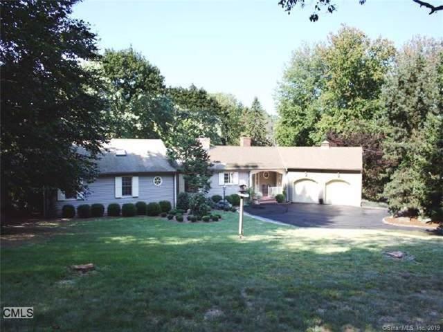 605 Redding Road, Fairfield, CT 06824 (MLS #170248314) :: Spectrum Real Estate Consultants