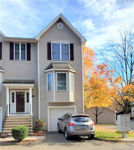 157 Leeder Hill Drive #106, Hamden, CT 06517 (MLS #170248346) :: The Higgins Group - The CT Home Finder
