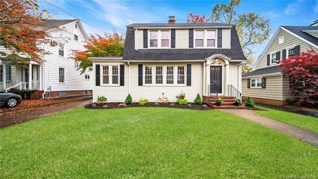 64 Woodlawn Street, Hamden, CT 06517 (MLS #170248389) :: The Higgins Group - The CT Home Finder