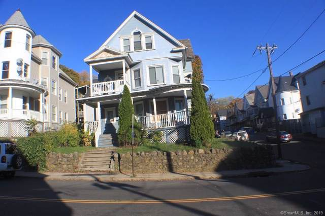 216 Willow Street, Waterbury, CT 06710 (MLS #170248434) :: The Higgins Group - The CT Home Finder