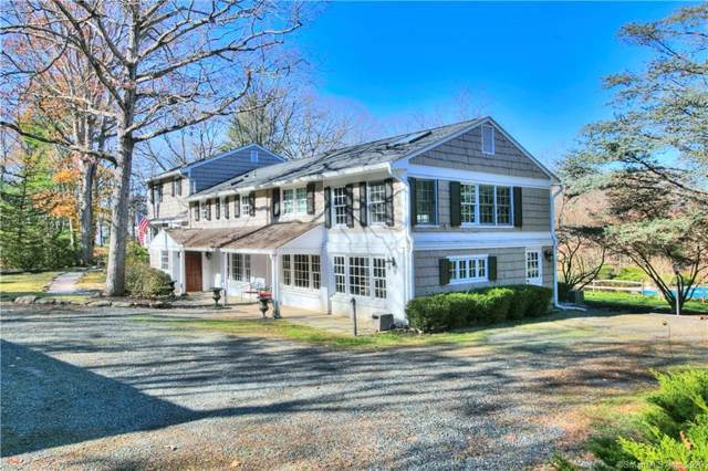 14 12 O Clock Road, Weston, CT 06883 (MLS #170248478) :: The Higgins Group - The CT Home Finder
