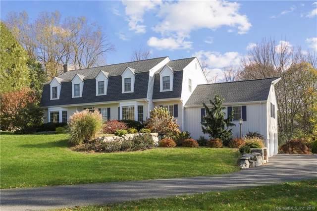 15 Turner Ridge Court, Wilton, CT 06897 (MLS #170248811) :: GEN Next Real Estate
