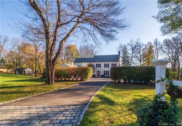 5 Glen Hill Road, Wilton, CT 06897 (MLS #170248853) :: The Higgins Group - The CT Home Finder